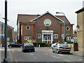 TQ4385 : Clementswood Baptist Church by Robin Webster
