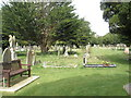 TQ1404 : A guided tour of Broadwater &amp; Worthing Cemetery (18) by Basher Eyre
