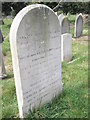 TQ1404 : A guided tour of Broadwater & Worthing Cemetery (64) by Basher Eyre