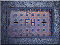 J5182 : Fire hydrant cover, Bangor by Rossographer