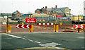 J3474 : Weir and cross-harbour links, Belfast (22) by Albert Bridge