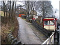 SE0538 : Cobbled road by Damems Station by SMJ