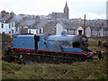 C4317 : Steam train at Waterside - 1970 (3) by The Carlisle Kid