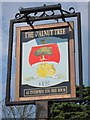 TQ6950 : The Walnut Tree sign by Oast House Archive