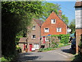 TQ6641 : The Hopbine Inn, Brenchley by Oast House Archive