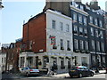 TQ2880 : Coach And Horses Public House, Hill Street, Mayfair by PAUL FARMER