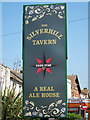 TQ7910 : The Silverhill Tavern sign by Oast House Archive