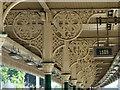 TQ4284 : LTSR brackets, East Ham station : Week 17