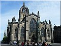 NT2573 : High Kirk of Edinburgh (St. Giles) by kim traynor