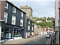 TQ4210 : Cliffe High Street, Lewes by Malc McDonald