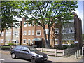 TQ2474 : Flats at 87-91a Oakhill Road, Wandsworth by PAUL FARMER