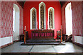 TQ3878 : Christ Church, Manchester Road, Isle of Dogs - Sanctuary by John Salmon