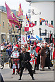 TQ8109 : Mediaeval Day procession by Oast House Archive