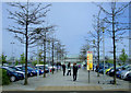 NS5167 : Braehead shopping centre by Thomas Nugent