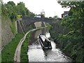 SJ9272 : Richmond Hill crosses the Macclesfield Canal by Robin Stott