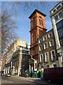 TQ2981 : Roman Catholic Church, Soho Square by Derek Harper