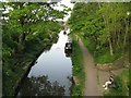 SJ9272 : Macclesfield Canal north of Windmill Street by Robin Stott