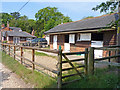 SU3000 : Stables at Setley Farm by Mike Smith