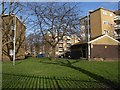 TQ3678 : Trinity estate, Deptford by Derek Harper