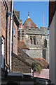 TQ8209 : Church of St Clement by Oast House Archive