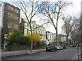 TQ3376 : Camberwell Grove by Derek Harper