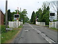 SE6223 : Level Crossing, Hirst Road by JThomas