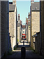 SU1484 : Alley: London Street, Swindon : Week 18 winner