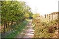 SJ9865 : Footpath near High Forest by Trevor Harris