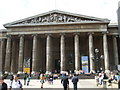 TQ3081 : The British Museum by Ashley Dace