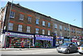 TQ3470 : Shopping parade, Anerley by Nigel Chadwick