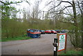 TQ0431 : Recycling site, Loxwood by Nigel Chadwick