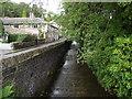 SD6811 : Dean Brook at Barrow Bridge by Philip Platt