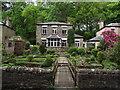 SD6811 : Stone house at Barrow Bridge by Philip Platt