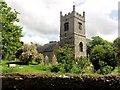 SW8661 : St Colan Church by Tony Atkin