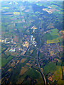 TM1349 : Claydon from the air by Thomas Nugent