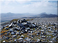 C0028 : Cairn, Muckish Mountain by Rossographer