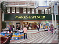SD8010 : Bury - Marks & Spencer, Millgate - 2-7-2010 by Duncan Watts