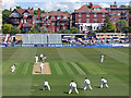 TQ2905 : Sussex v Nottinghamshire at Hove by John Sutton