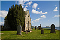 NO1201 : Cemetery, Kinross by Martin Addison