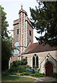 TQ2276 : St Mary, Church Road, Barnes by John Salmon