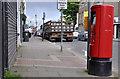 J5979 : Pillar box, Donaghadee by Albert Bridge