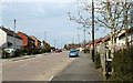 ST6176 : 2011 : Romney Avenue, Lockleaze, Bristol by Maurice Pullin