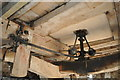 SK8519 : Wymondham Windmill - Governor by Ashley Dace