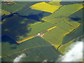 TL2948 : Top Farm Airfield from the air by Thomas Nugent