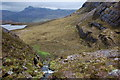 NG8145 : Coire na Poite from mid-height : Week 19