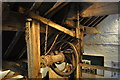 SK4820 : Shepshed Watermill - Sackhoist by Ashley Dace