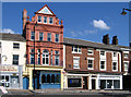 SJ8649 : Burslem - north side of Market Place by Dave Bevis