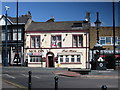 SJ8649 : Burslem - New Inn by Dave Bevis