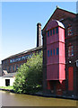 SJ8549 : Middleport - Pottery by Dave Bevis