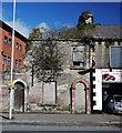 J4973 : Derelict house, Newtownards by Rossographer